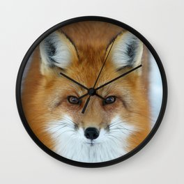 I can see into your soul Wall Clock