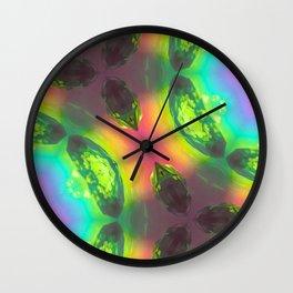 Light Jewels Wall Clock
