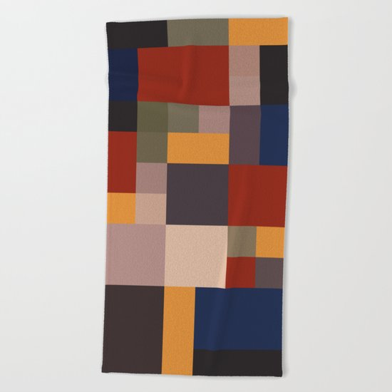 BAUHAUS LIVES Beach Towel
