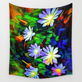 Spring Time Refreshing Wall Tapestry