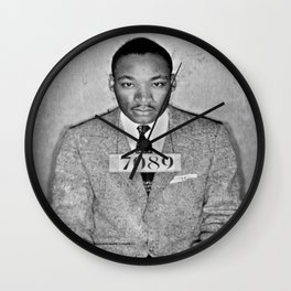 Martin Luther Wall Clock