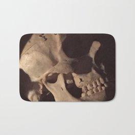 Catacomb Culture - Real Human Skull Oddity Bath Mat