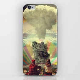 As We Know It iPhone Skin