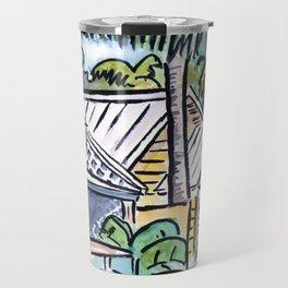 Cayo Hueso Travel Mug