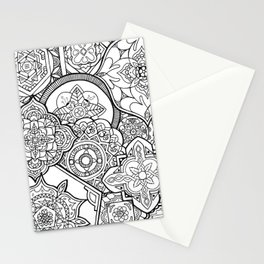 Everything is Connected pt. 9 Stationery Cards