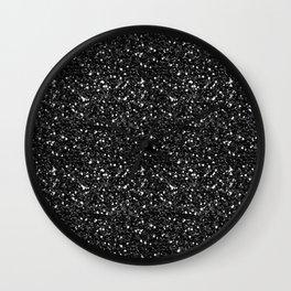 Black Diamond 01 Wall Clock
