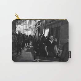 Golden triangle night life - Bordeaux Carry-All Pouch