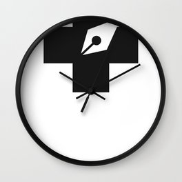Design Doctor Wall Clock