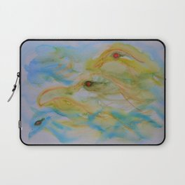 Birds in friendship Laptop Sleeve