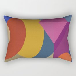 Mutt's Nuts FOUR Square Rectangular Pillow