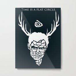 True Detective II Metal Print