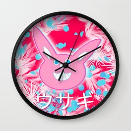 Lapin 3 Wall Clock
