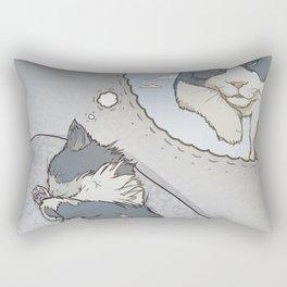 Cloud's Dream Rectangular Pillow