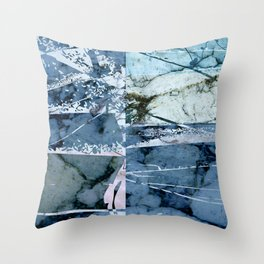Cool Abstraction Throw Pillow