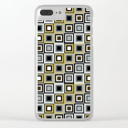 Looks like an Albers to me No. 6 Clear iPhone Case