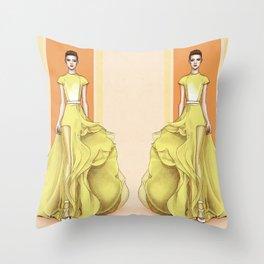 Stéphane Rolland SS14 Throw Pillow