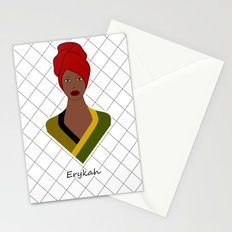 Erykah Stationery Cards