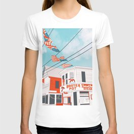 An Afternoon in Provincetown T-shirt