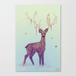 deer 6 Canvas Print