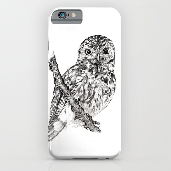 Little Owl iPhone & iPod Case