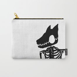 Nuclear Jackal (Design 1 Version 2) Carry-All Pouch