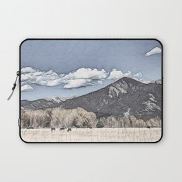 Taos, New Mexico USA Laptop Sleeve