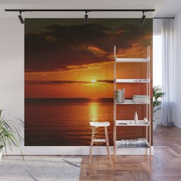 A  Beautiful Day´s End Wall Mural