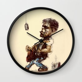 Lou Reed Wall Clock