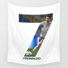 C.R #7 Wall Tapestry