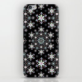 Snowflake Lace iPhone Skin