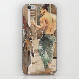 gay iPhone Skin