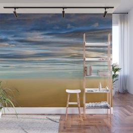 In-between the Clouds I Wall Mural