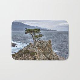 A Cypress Tree Bath Mat