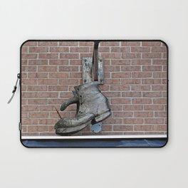Wooden Boot Laptop Sleeve