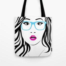 Huh? version 2 Tote Bag