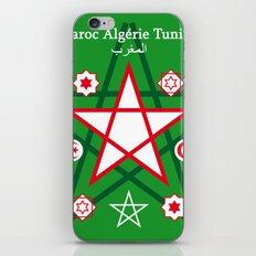 Maghreb Maroc Algérie Tunisie Travel Art Print Poster Decoration iPhone & iPod Skin