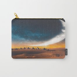 Morocco's desert Carry-All Pouch