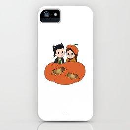 Tasertricks Halloween 2015 iPhone Case