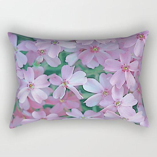 Flower Carpet(63) Rectangular Pillow