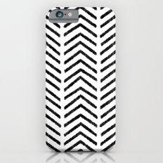 Graphic_Black&White #4 Slim Case iPhone 6s
