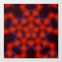 Roots Mandala Canvas Print