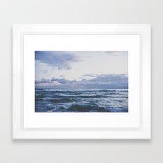 The Great Ocean Road IV Framed Art Print