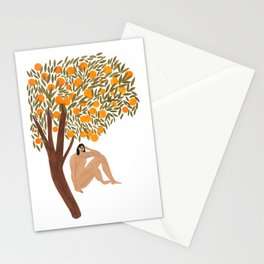 Sous l'Oranger Stationery Cards