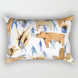 Desert Life Rectangular Pillow