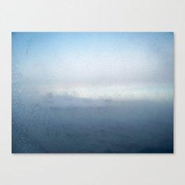 Sjörök 4 Canvas Print