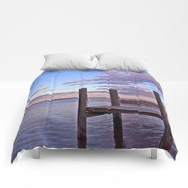 Pier Pink Comforters