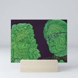Mr. and Mrs. Maitland Mini Art Print