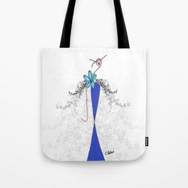 Mistinguette Tote Bag
