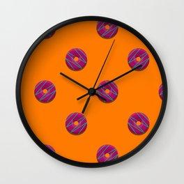 Jazzberry Wall Clock