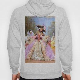 Victorian Masquerade Ball Hoody